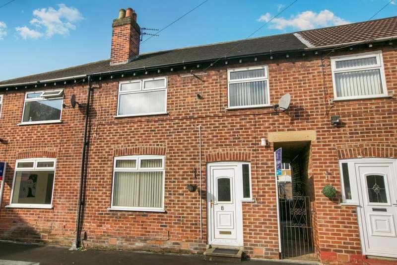 3 Bedrooms Terraced House for sale in Patterdale Road, Stockport, SK1
