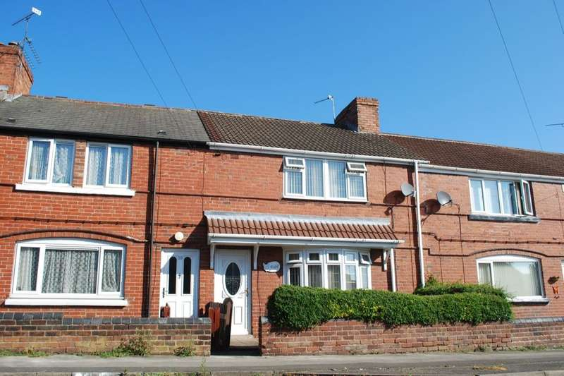 4 Bedrooms Terraced House for sale in Byron Road, Maltby, Rotherham, S66