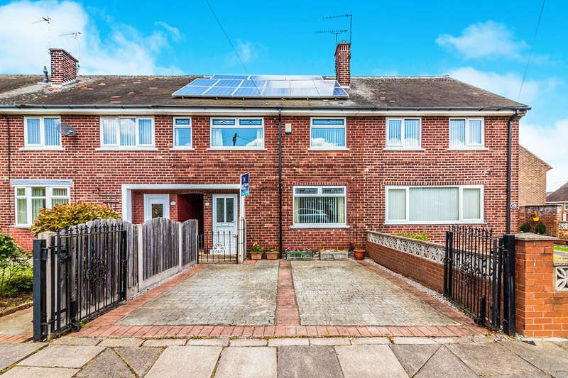 3 Bedrooms Terraced House for sale in Robinets Road, Rotherham, S61
