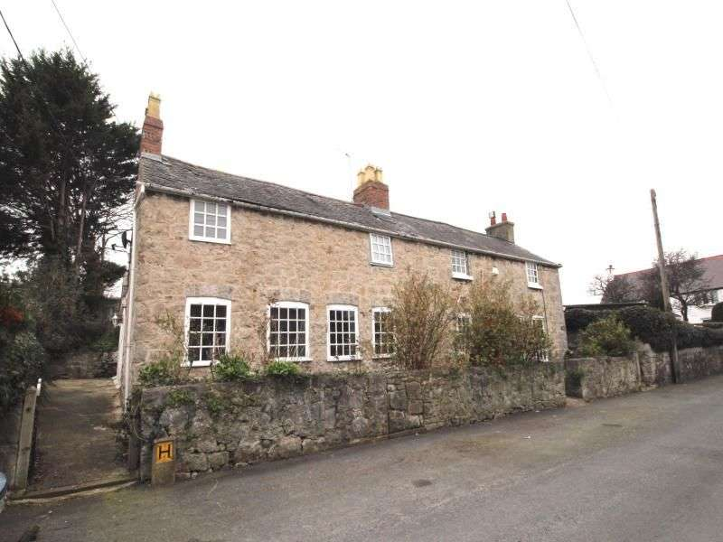 3 Bedrooms Detached House for sale in Llanfair Terrace Church Street, Rhuddlan, LL18