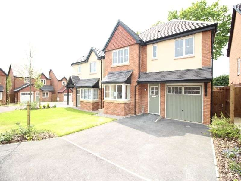 4 Bedrooms Detached House for sale in The Winster Derby Road, Wesham, Preston, PR4