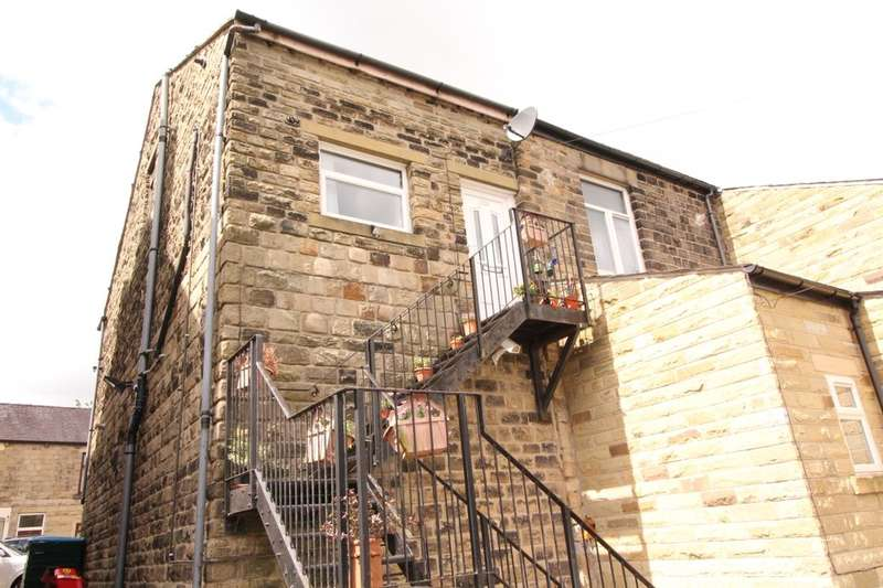 2 Bedrooms Flat for sale in Station Road, GLOSSOP, SK13