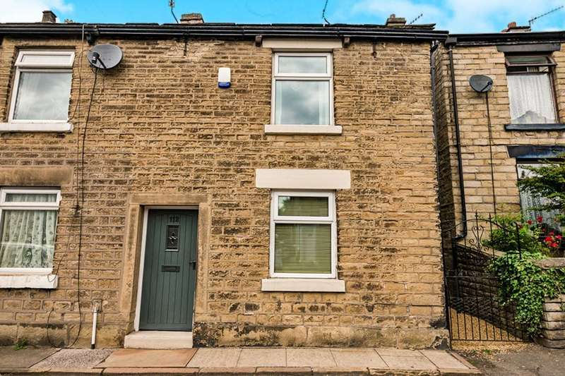 2 Bedrooms Terraced House for sale in Market Street, Hollingworth, Hyde, SK14