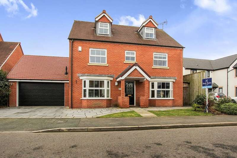 6 Bedrooms Detached House for sale in Nightingale Way, Catterall, Preston, PR3