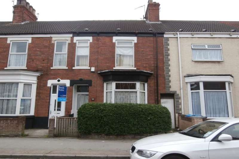 3 Bedrooms Terraced House for sale in Sherburn Street, Hull, HU9