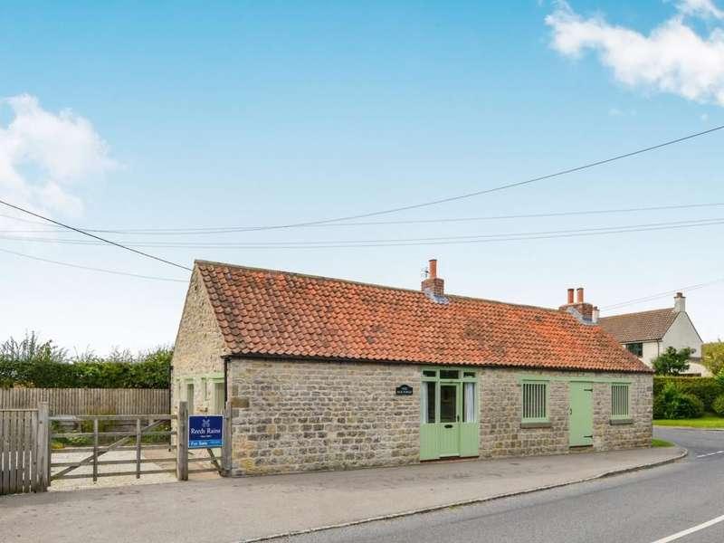 2 Bedrooms Detached Bungalow for sale in Great Barugh, Malton, YO17