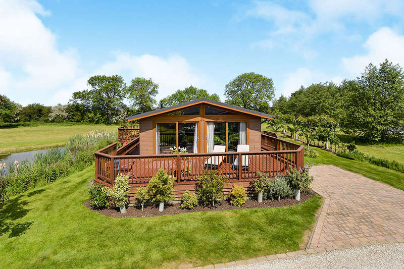 2 Bedrooms Detached Bungalow for sale in Ryton, Malton, YO17