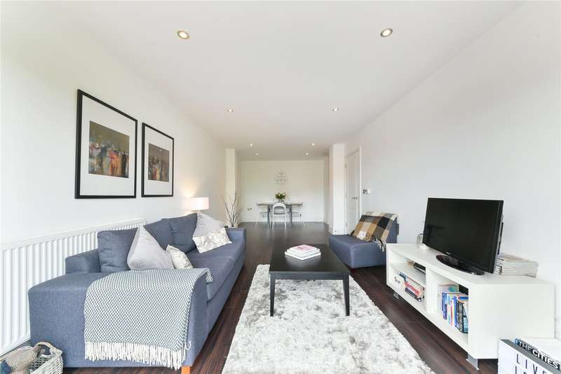 2 Bedrooms Flat for sale in Newton Court, 1 Axio Way, London, E3