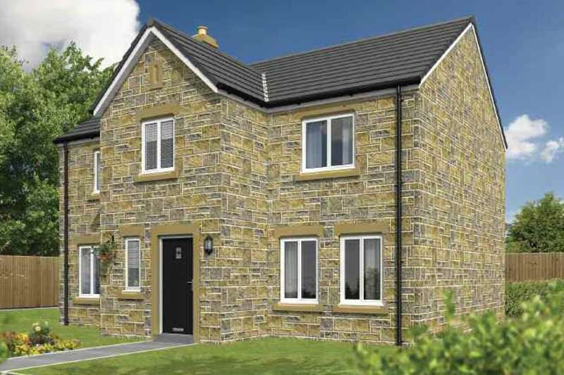 4 Bedrooms Detached House for sale in The Haversham Forge Lane, Chinley, High Peak, SK23