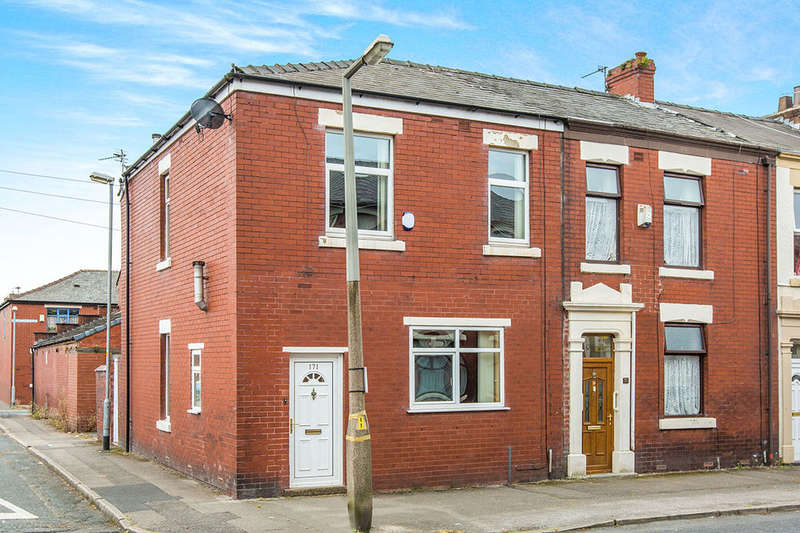 3 Bedrooms Terraced House for sale in Roebuck Street, Ashton-On-Ribble, Preston, PR2