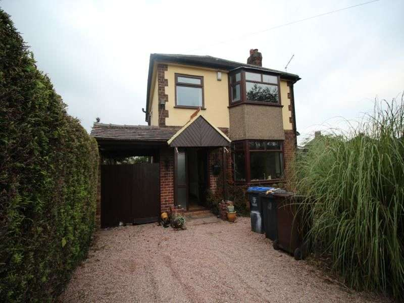 3 Bedrooms Detached House for sale in Cellarhead Road, Werrington, Stoke-On-Trent, ST9