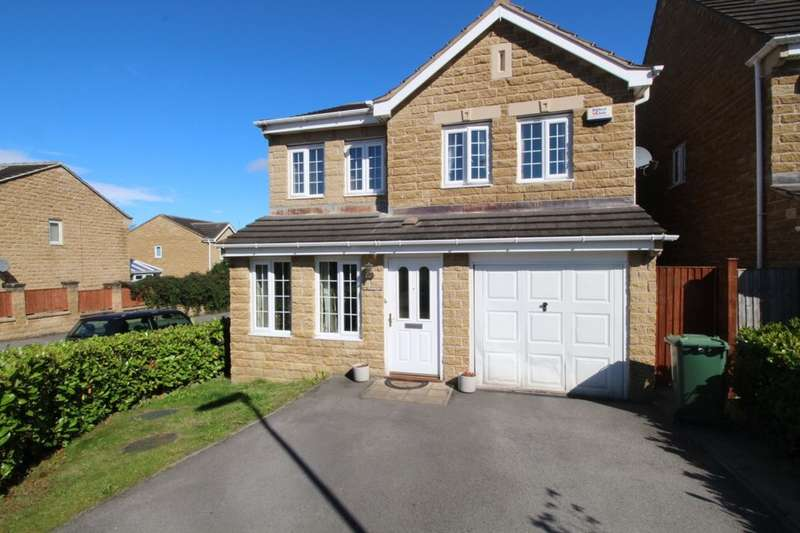 4 Bedrooms Detached House for rent in Tithefields, Fenay Bridge, Huddersfield, HD8