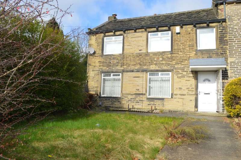 3 Bedrooms Terraced House for sale in Sheepridge Road, Huddersfield, HD2