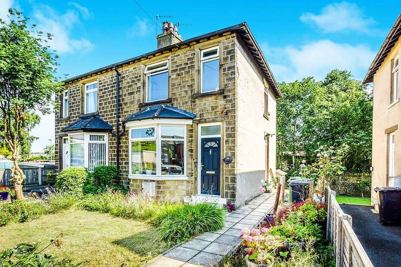 2 Bedrooms Semi Detached House for sale in Gramfield Road, Crosland Moor, Huddersfield, HD4