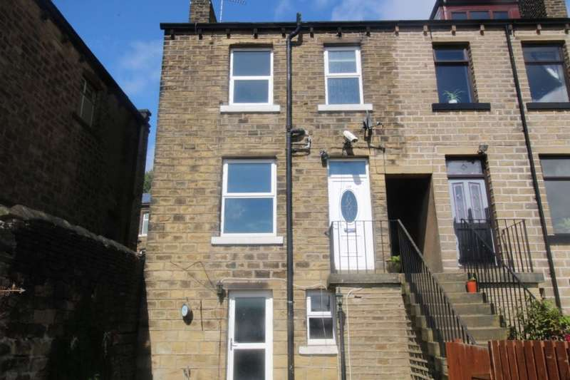 1 Bedroom Terraced House for sale in Longwood Gate, Longwood, Huddersfield, HD3