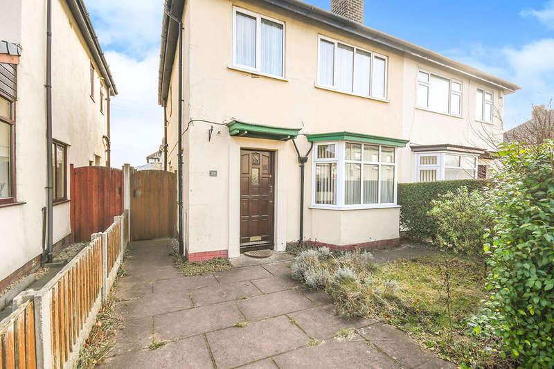 3 Bedrooms Semi Detached House for sale in Rainhill Road, Rainhill, Prescot, L35