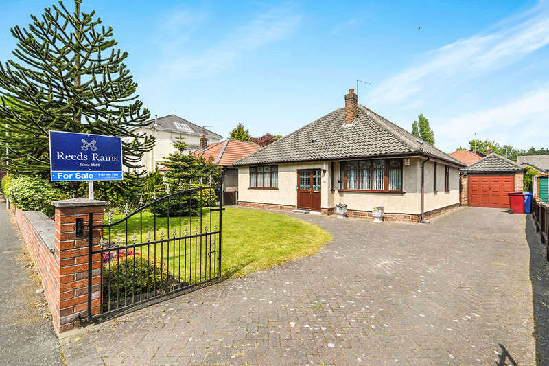3 Bedrooms Detached Bungalow for sale in St. Marys Road, Huyton, Liverpool, L36