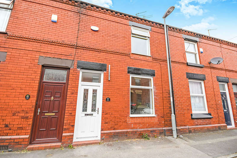 2 Bedrooms Terraced House for sale in Columbia Road, Prescot, L34