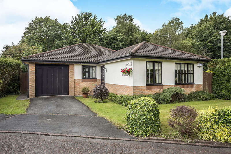 3 Bedrooms Detached Bungalow for sale in Abbot Meadow, Penwortham, Preston, PR1
