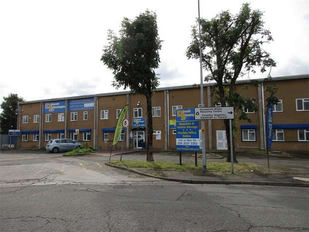 Commercial Property for rent in Bessemer Close, Leckwith, Cardiff, South Glamorgan