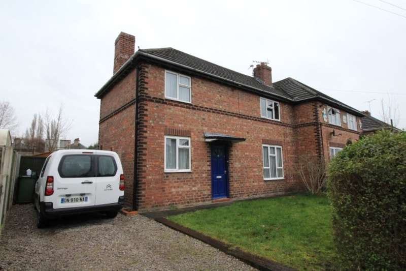 2 Bedrooms Semi Detached House for sale in Alfred Street, Northwich, CW8