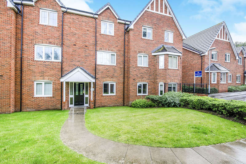 2 Bedrooms Flat for sale in Castle Mews, Pontefract, WF8