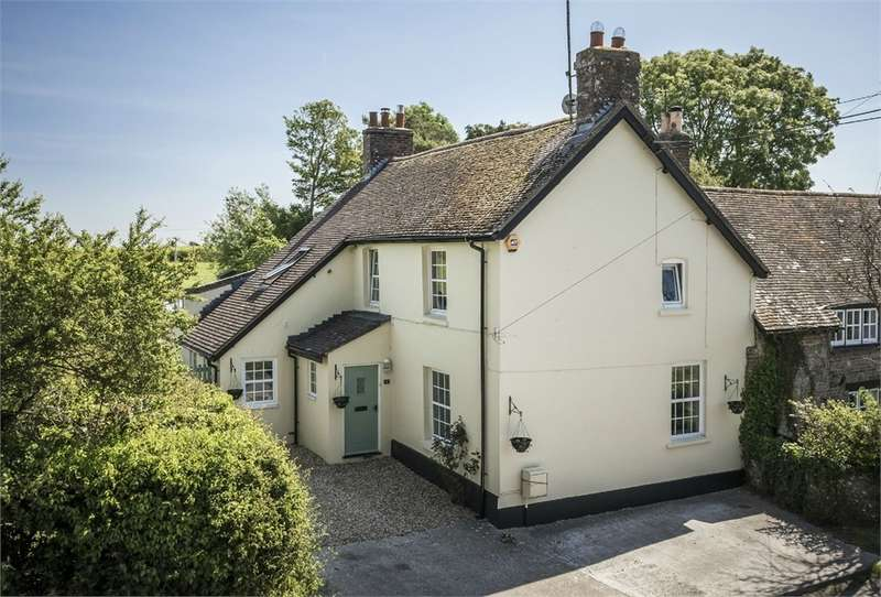 3 Bedrooms Semi Detached House for sale in High Street, Winfrith Newburgh, DORCHESTER, Dorset