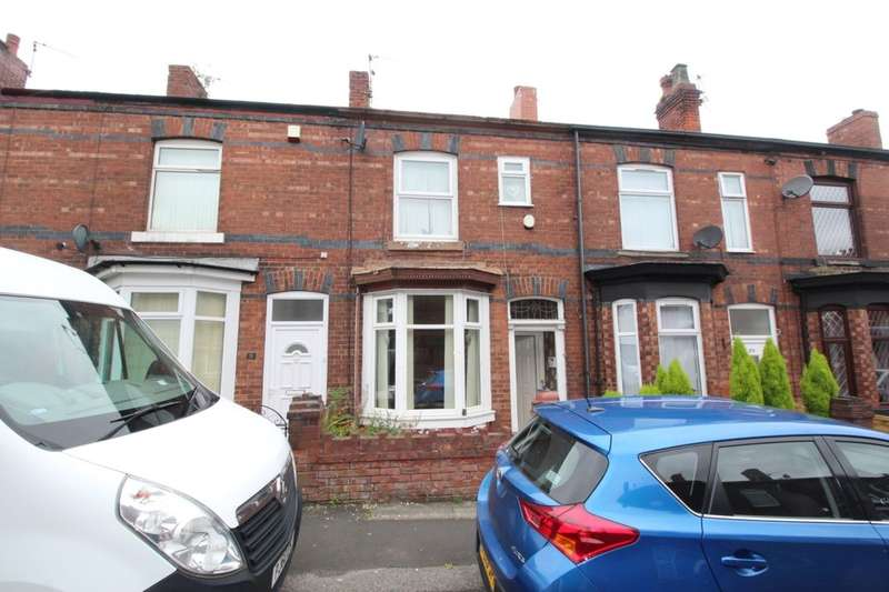 3 Bedrooms Terraced House for sale in Lumn Road, Hyde, SK14