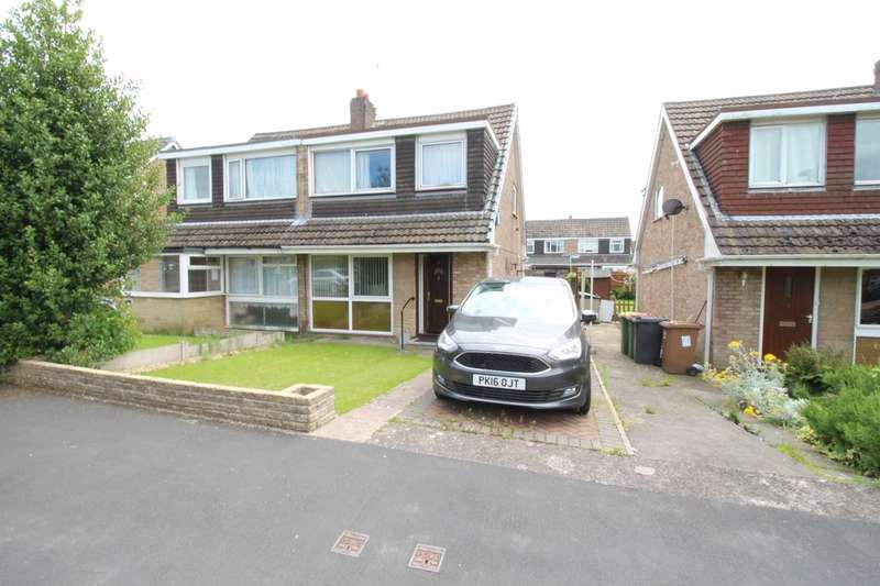 3 Bedrooms Semi Detached House for sale in Ashfield, Fulwood, Preston, PR2