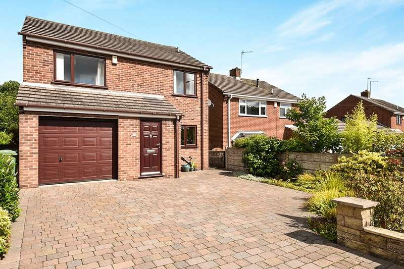 4 Bedrooms Detached House for sale in Birchwood Lane, Somercotes, ALFRETON, DE55