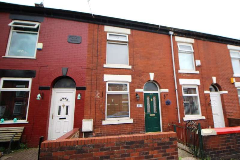 2 Bedrooms Terraced House for sale in Abbey Hey Lane, Abbey Hey, Manchester, M18