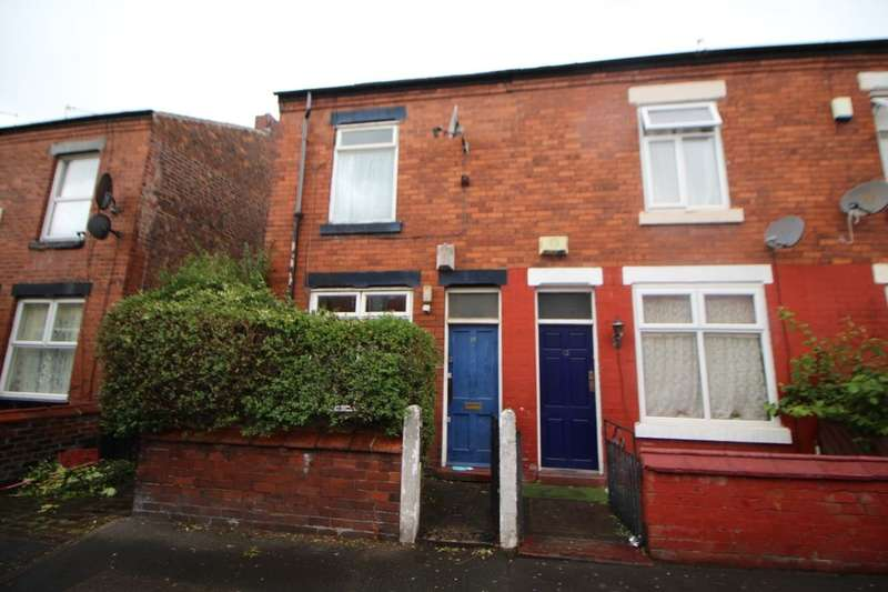 2 Bedrooms Terraced House for sale in Randolph Street, Manchester, M19