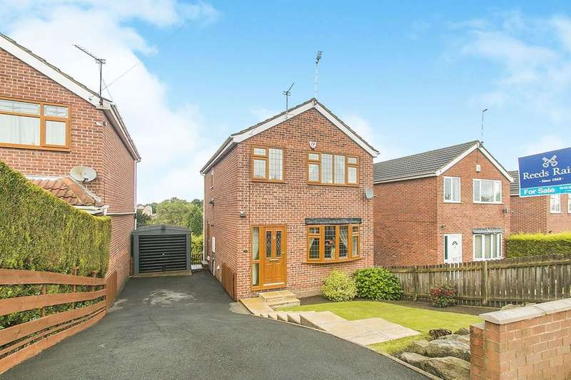 3 Bedrooms Detached House for sale in Woodhall Drive, Batley, WF17