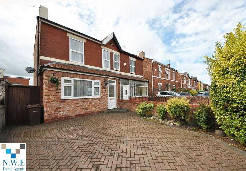 2 Bedrooms Semi Detached House for sale in Bispham Road, Southport, Merseyside. PR9 7BL