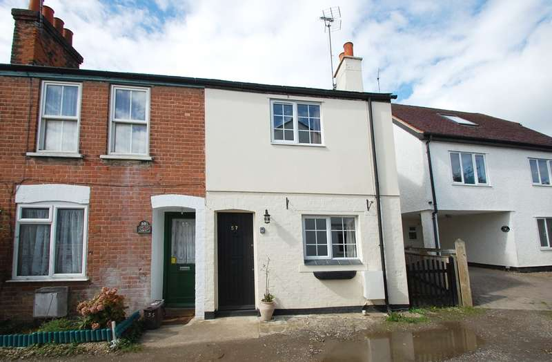 2 Bedrooms Terraced House for sale in Sycamore Road, Chalfont St Giles, HP8