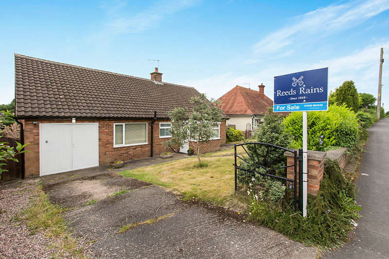 2 Bedrooms Detached Bungalow for sale in Brook Road, Whitchurch, SY13
