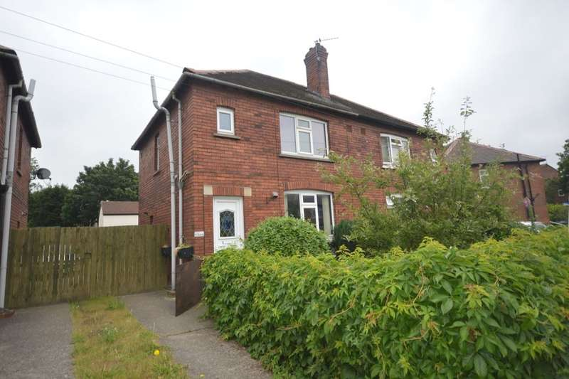 3 Bedrooms Semi Detached House for sale in Parkgate Avenue, Wakefield, WF1