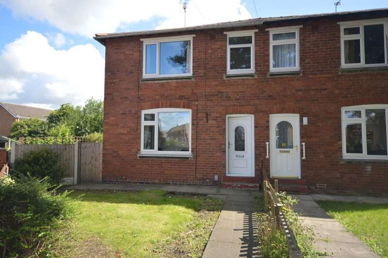 3 Bedrooms Semi Detached House for sale in Rufford Street, Wakefield, WF2