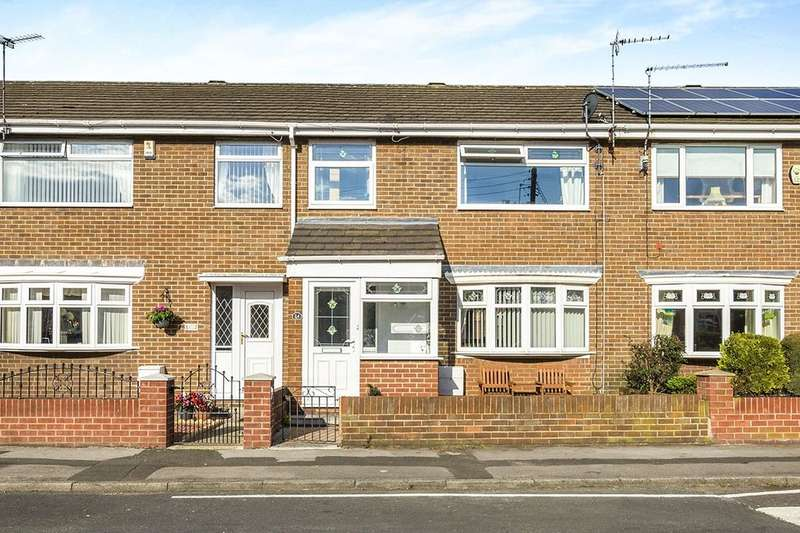 3 Bedrooms Terraced House for sale in Gregson Terrace, Seaham, SR7