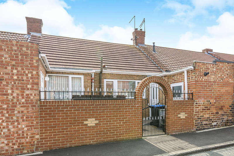 2 Bedrooms Bungalow for sale in Frank Avenue, Seaham, SR7