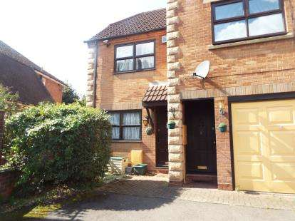 2 Bedrooms End Of Terrace House for sale in Ferndale Court, Coleshill, Birmingham, West Midlands