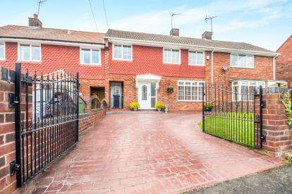 3 Bedrooms Terraced House for sale in Almond Avenue, Bentley, Walsall, West Midlands