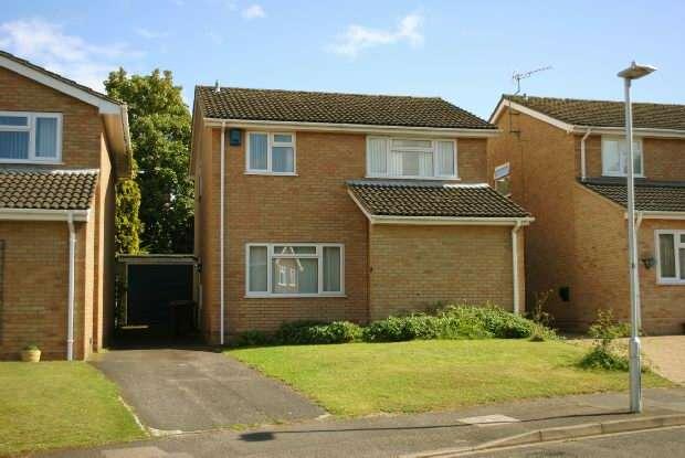 4 Bedrooms Detached House for sale in Calder Close, Tilehurst, Reading,