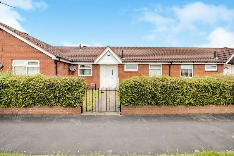 2 Bedrooms Bungalow for sale in Boydell Close, Liverpool, L28