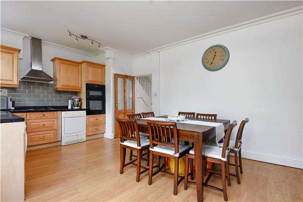 3 Bedrooms End Of Terrace House for sale in Leonard Road, LONDON, SW16