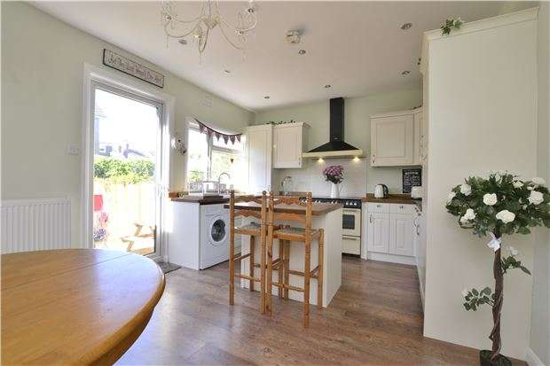 3 Bedrooms Terraced House for sale in Hillside Avenue, CR8 2DP