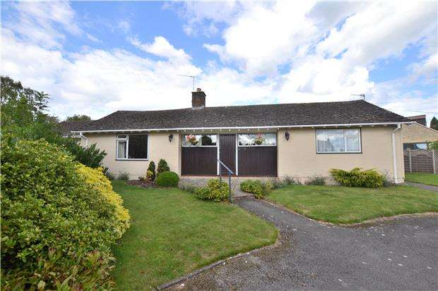 4 Bedrooms Detached Bungalow for sale in Cressy Cottage Stockwell Lane, Woodmancote, CHELTENHAM, Gloucestershire, GL52 9QB