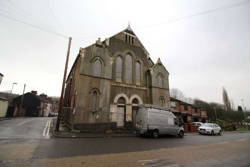 8 Bedrooms Flat for sale in St Michaels Church St. Michaels Road, Pittshill, Stoke-On-Trent, ST6