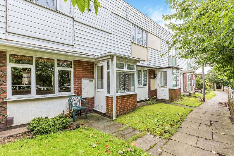 2 Bedrooms Terraced House for sale in Mayfair Gardens, Stoke-On-Trent, ST6