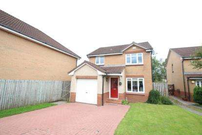 3 Bedrooms Detached House for sale in Belhaven Park, Muirhead, Glasgow, North Lanarkshire